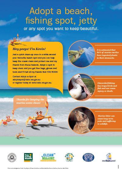 Posters | Keep Australia Beautiful WA