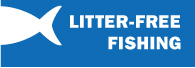 litter-free fishing