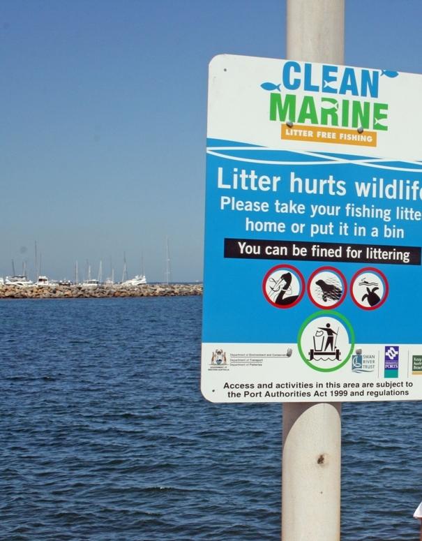 40 ways to a clean marine environment | Keep Australia