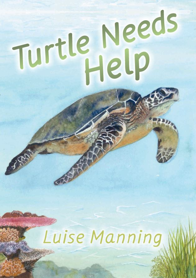 Turtle need help book